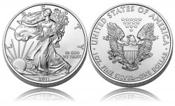 American Silver Eagle Bullion Coin