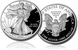 American Silver Eagle Proof Coin